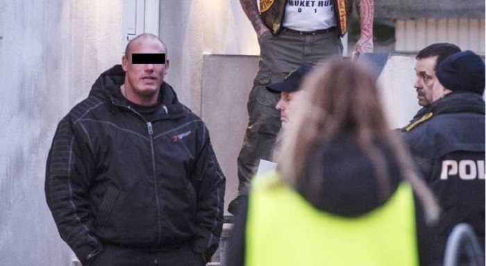 14 jaar cel voor Deense Bandidos-baas vanwege moordpoging en hasjhandel