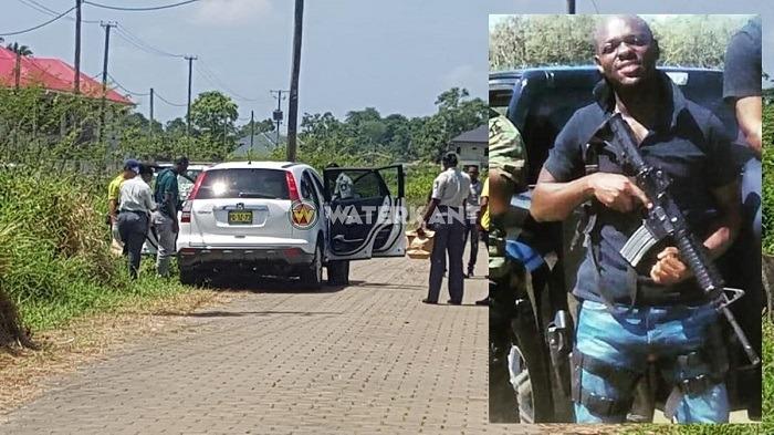 Doodgeschoten Surinamer werkte bij Inlichtingen en Veiligheidsdienst