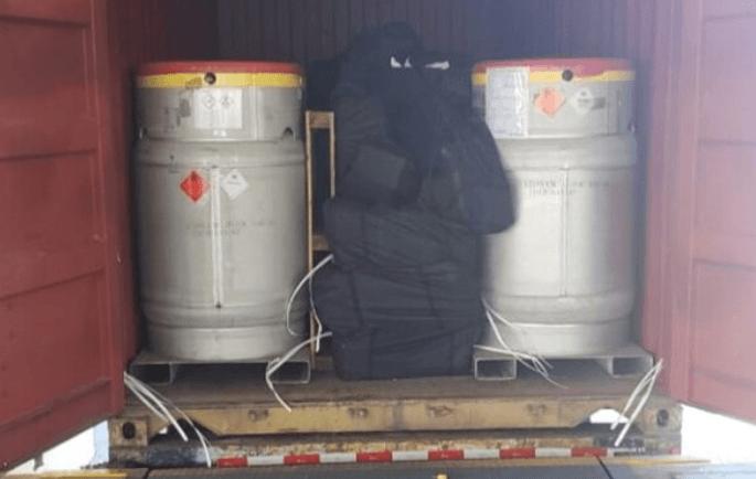 Costa Rica pakt 1500 kilo cocaïne op weg naar België