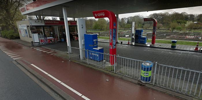 Tieners (14 en 15) opgepakt voor overval tankstation Den Haag