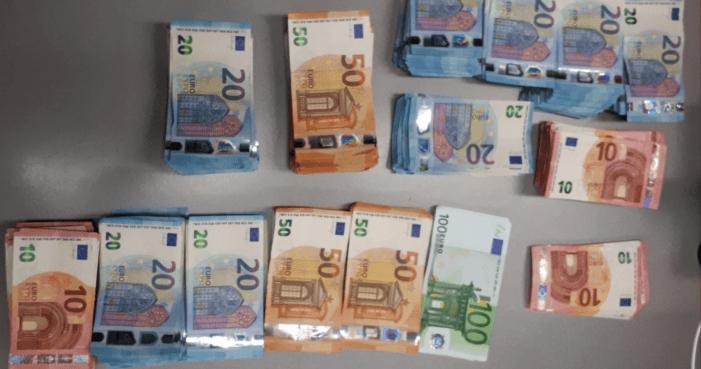 Politie vindt 35.000 euro na achtervolging in Rotterdam-Zuid