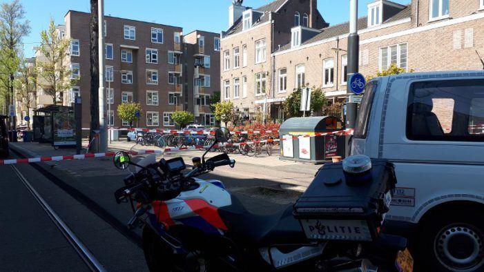 Politie: man die handgranaat plaatste aangehouden