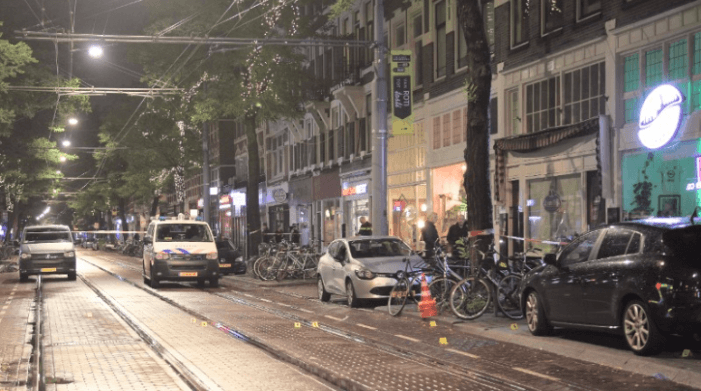 Aanhoudingen voor Rotterdamse schietpartij