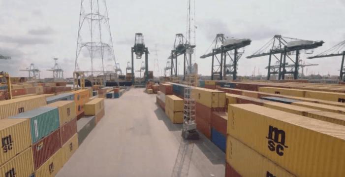 Oude doos (#2): Staatsgeheime container TRIU462221-6 (COLUMN)