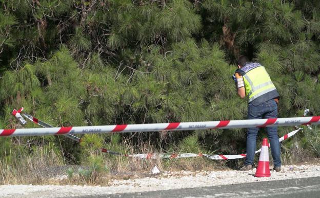 Verdachte opgepakt voor moord in Marbella (VIDEO)
