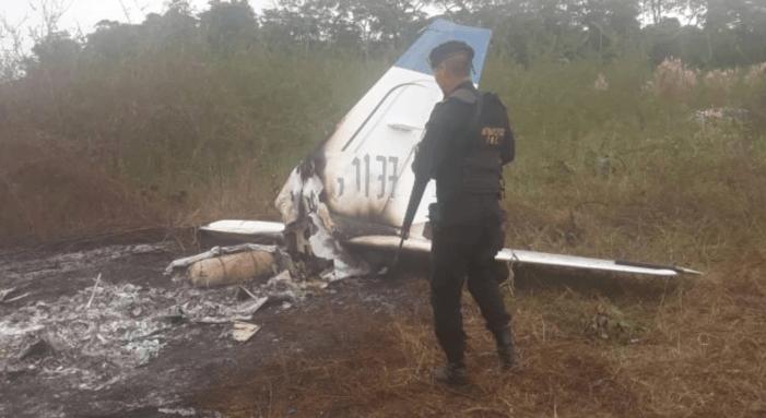 """Verdwenen illegale """"drugsvlucht"""" uit Suriname naar Guatemala gevlogen"""