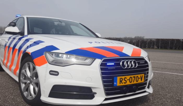 Politie grijpt in bij geldtransactie op parkeerterrein