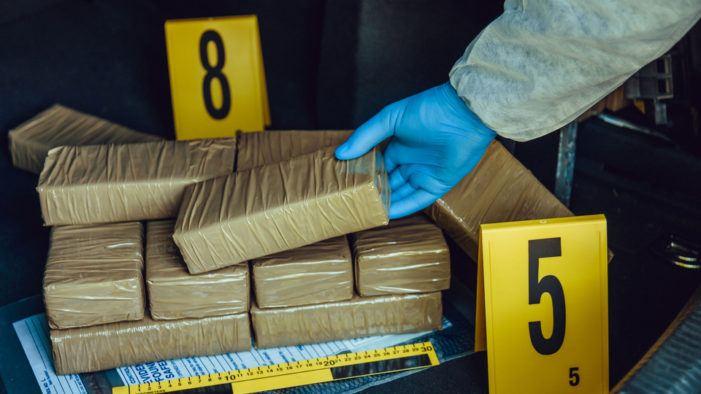 1,8 ton cocaïne aan boord van zeiljacht (VIDEO)