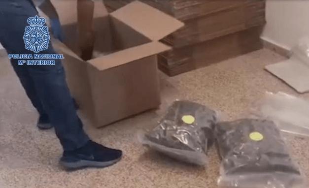 Nederlandse drugsbende opgerold in Malaga
