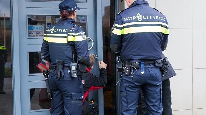 20 kilo harddrugs op zolderkamer in Rotterdam-Zuid