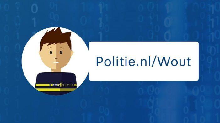 Aangifte cybercrime voortaan per chatbot (VIDEO)