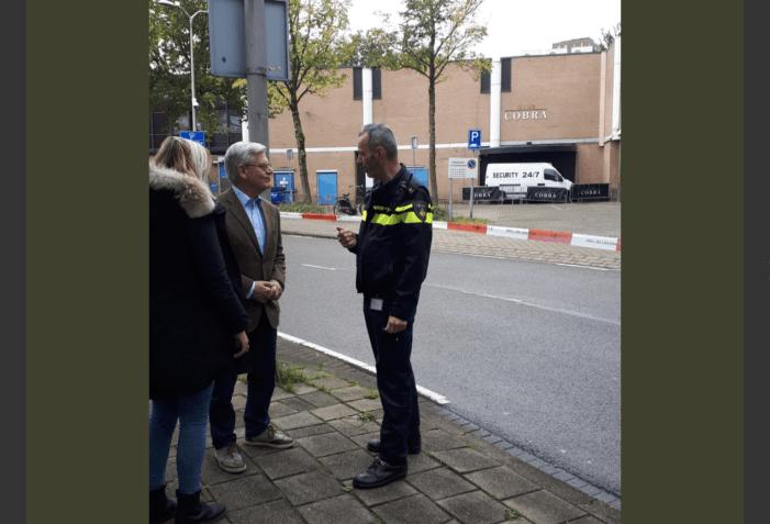Opnieuw schoten bij nachtclub Zoetermeer (UPDATE)