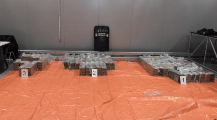 Douane vindt 750 kilo cocaïne uit Ecuador