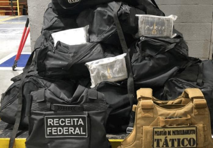 Brazilianen pakken verschillende ladingen cocaïne op weg naar Rotterdam