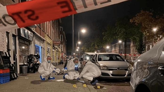 Mogelijke schutter moord Orcino Alberto aangehouden