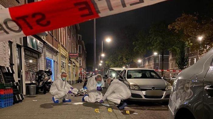 Man in Rotterdam doodgeschoten (UPDATE)