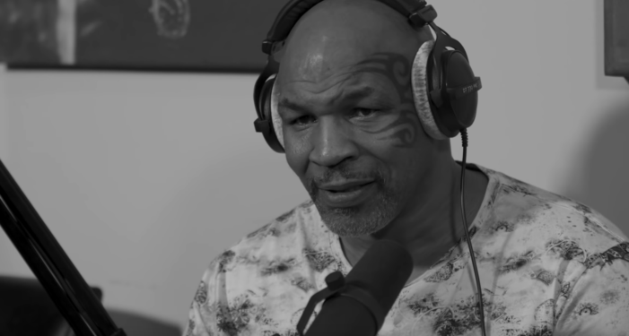Oud-gangster vertelt levensverhaal aan Mike Tyson (VIDEO)