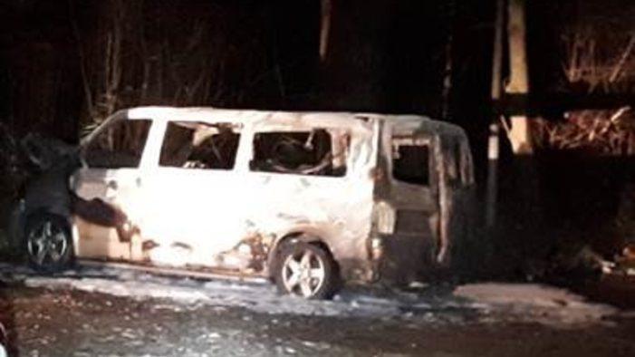 Uitgebrande bus werd bij liquidatie Rachid Kotar gebruikt