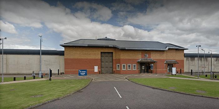Vijf cipiers gewond na aanval in zwaar beveiligde Britse bajes