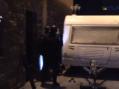 'Cocaïnesmokkel in caravans opgerold' (VIDEO)
