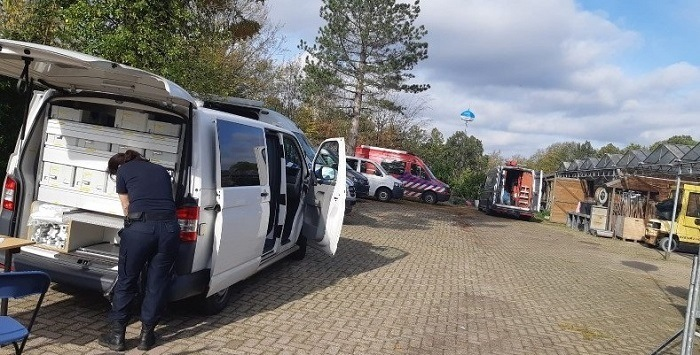 Tuincentrum Den Dungen jaar dicht vanwege dode na explosie drugslab