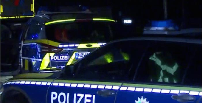 Nederlander (25) in Duitsland opgepakt met explosieven in auto (VIDEO)