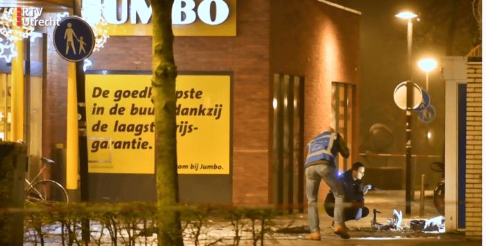 Grote schade na plofkraak in Amersfoort (VIDEO)