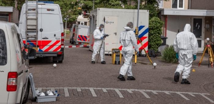 Amsterdamse crimineel Khalid J. opgepakt in Dubai
