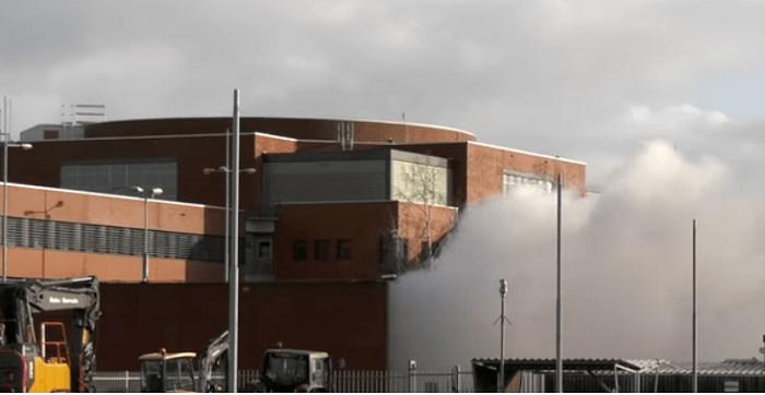 'Er hing een drone boven de gevangenis in Zutphen'
