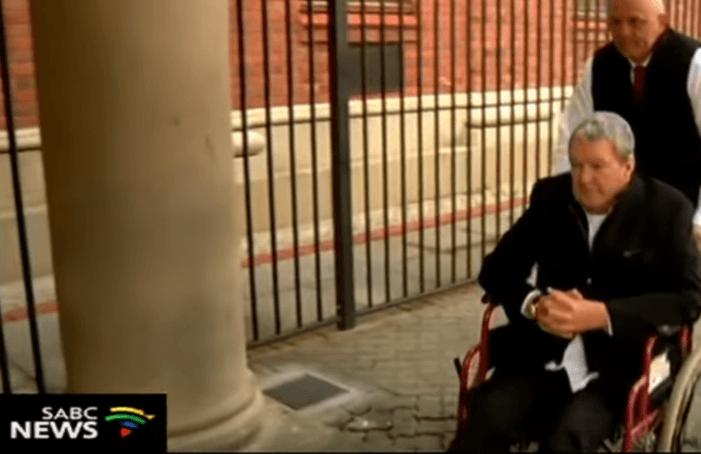 'Nog geen uitzetting Kouwenhoven op korte termijn'