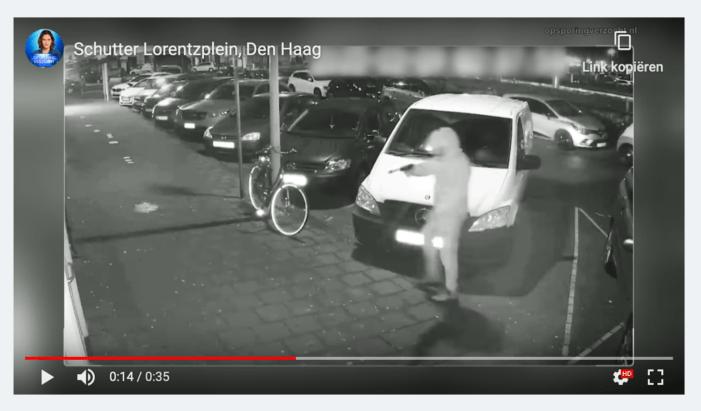 Man schoot op Poolse supermarkt (VIDEO)