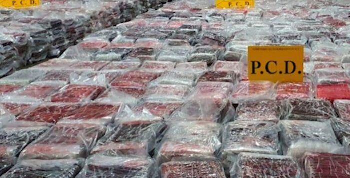 5.000 kilo coke bestemd voor Rotterdam onderschept in Costa Rica