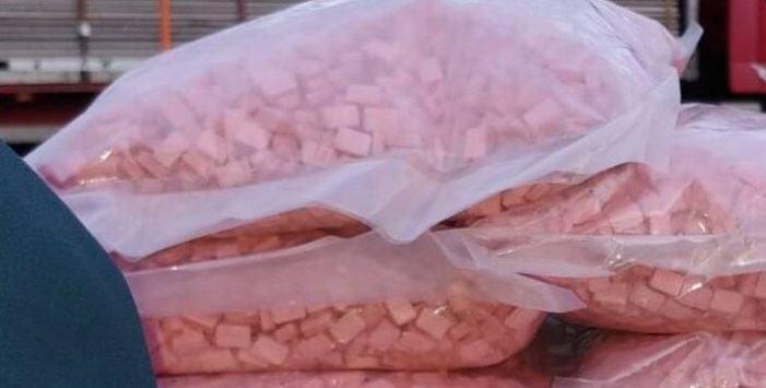 Nederlander (23) met 50.000 xtc-pillen betrapt op Duitse snelweg (UPDATE)