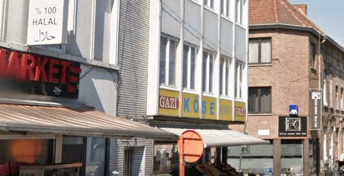 Politie schiet vrouw in Gent neer na aanval met mes