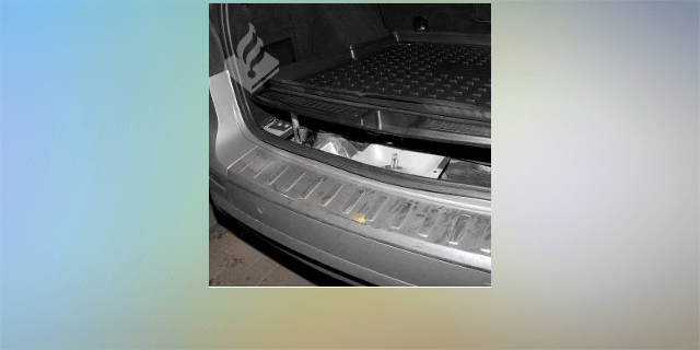 OM eist afpakken auto's met verborgen ruimte
