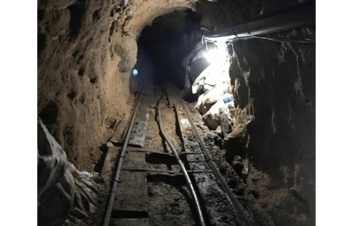 Nieuwe drugstunnel bij San Diego ontdekt