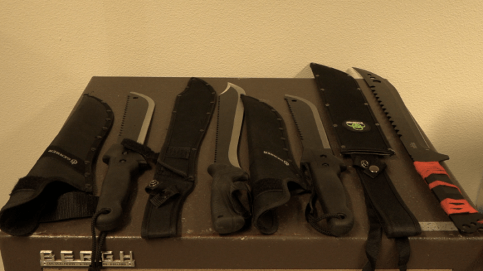 Cijfers bevestigen zorgen om wapendragende jeugd