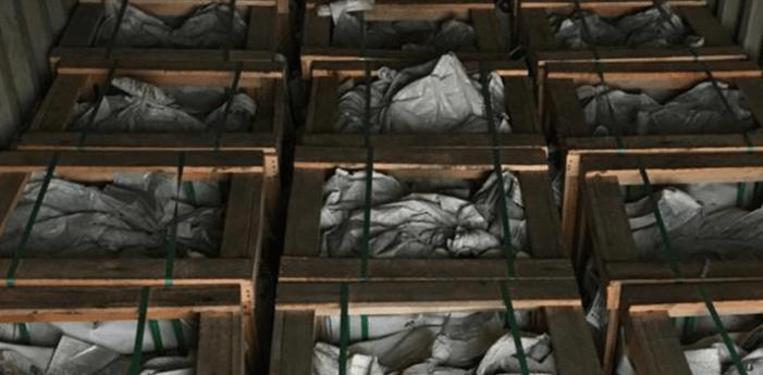 Acht arrestaties na vondst 221 kilo cocaïne in haven Rotterdam