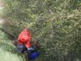 20 vaten drugsafval gedumpt in Heijen