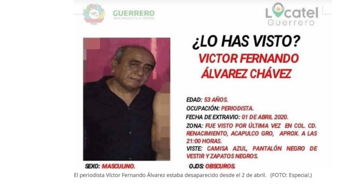 Resten verdwenen Mexicaanse journalist aangetroffen