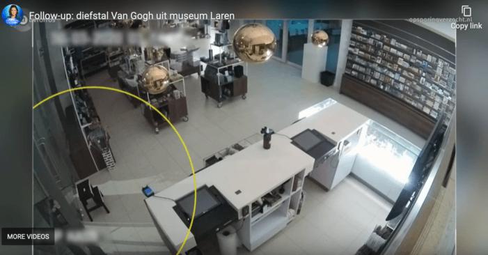 'Cokeverdachte wil geroofde Van Gogh teruggeven in ruil voor strafkorting'