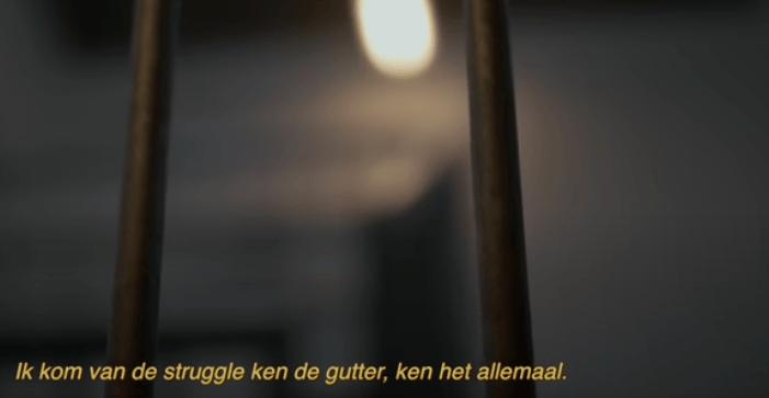 Documentaire veroordeelde rapper Djaga Djaga online (VIDEO)