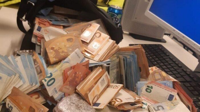 Eis: drie jaar en twee maanden voor bezit miljoen euro