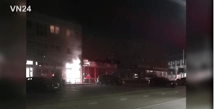 Nederlandse plofkraker opgepakt in Duitsland, twee daders voortvluchtig (VIDEO)