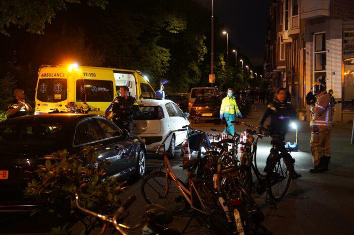 Politie: twee daders ontkwamen in Audi na liquidatie Azaim