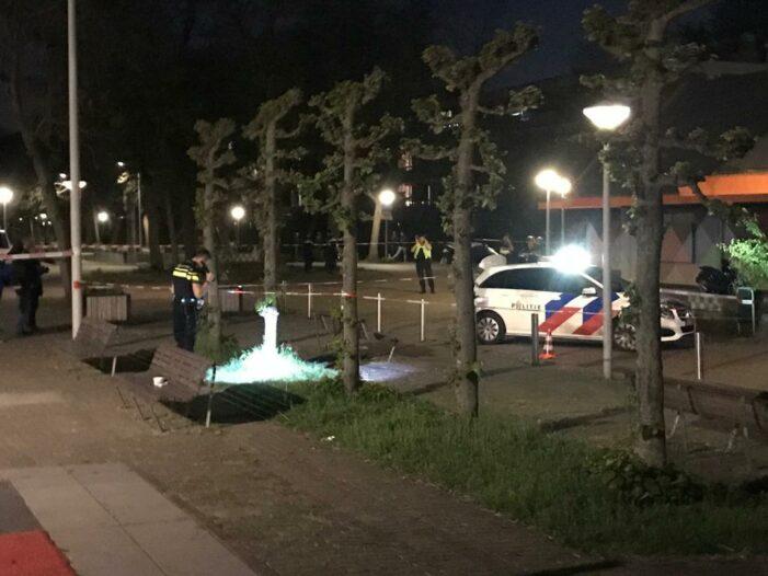 Gewonde (21) na schietpartij in Amsterdam-Noord (UPDATE)