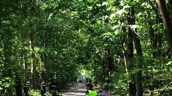 Politie zoekt in natuurgebied naar sporen verdwenen Belg