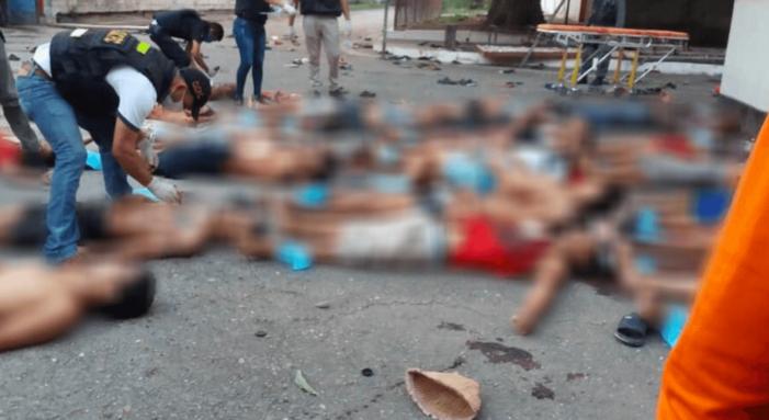46 doden bij gevangenisopstand Venezuela