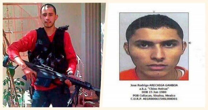 Veroordeelde Sinaloa-crimineel duikt onder
