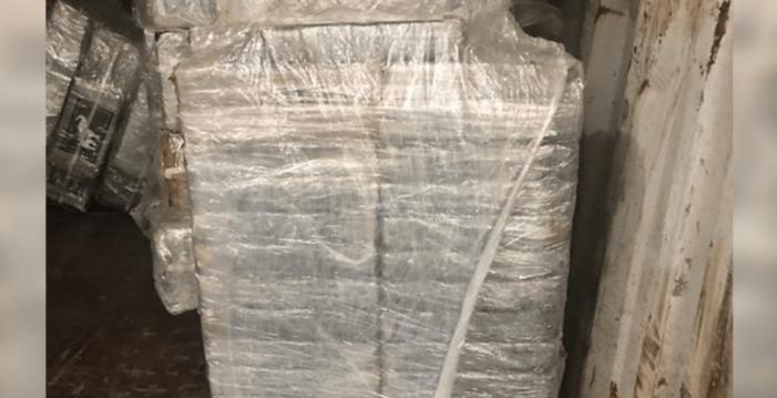 Nederlanders gearresteerd met 3,4 ton cocaïne (UPDATE)